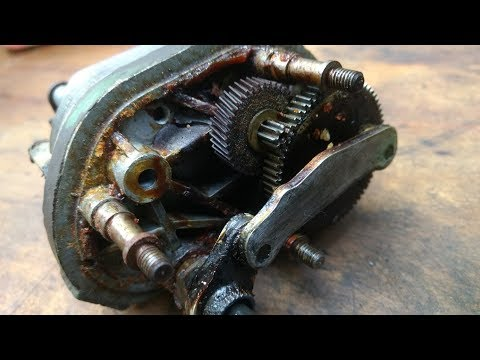 Land Rover Series 2a 88 - Servicing Lucas Wiper Motors