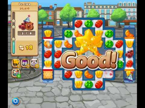 Sweet Road Level 1369 played by Self-Gamed Millionaire