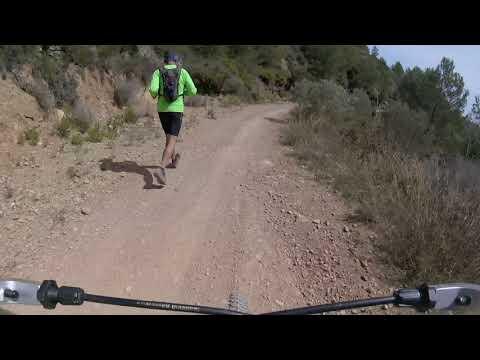 Descenso barranco Codina Borriol MTB BH top line Jumper 400 26