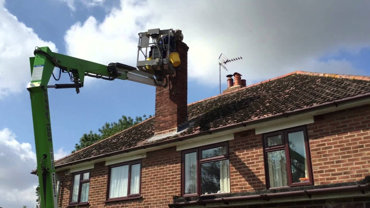 How to remove a chimney - Honeybee Removal From Chimney How To Do It Www Beegone Co Uk