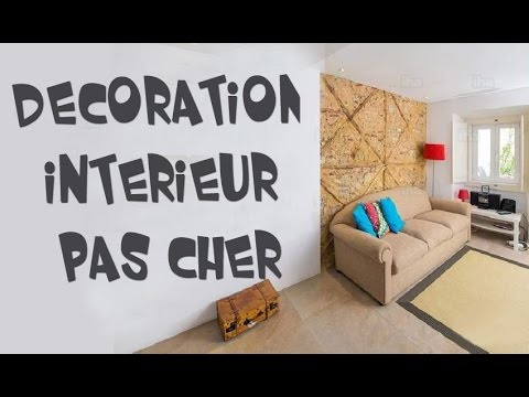 decoration interieur pas cher 2017 youtube. Black Bedroom Furniture Sets. Home Design Ideas