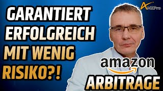 Amazon FBA Arbitrage - Wie Du VIEL Geld verdienst mit wenig Startkapital | #276 | AMZPro Thumb