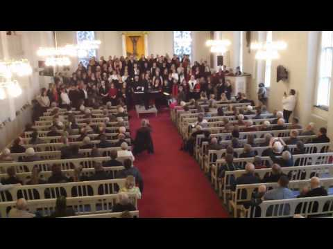 Fredericia Gospel Workshop 2017 - Koncerten
