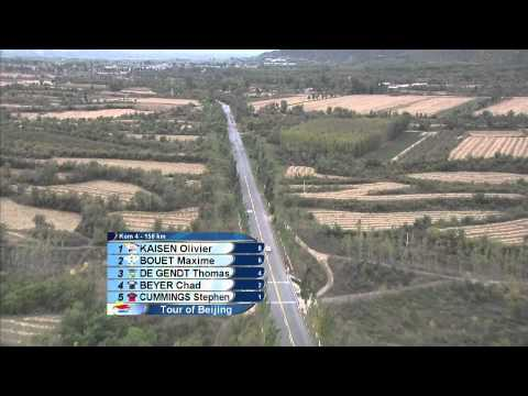 Tour of Beijing - LIVE - Day 2