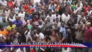 NPP - Visit to Abossey Okai