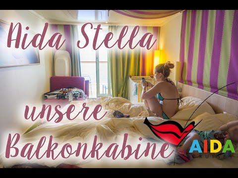 Roomtour   Aida Stella Panorama Balkonkabine I Mellis Blog