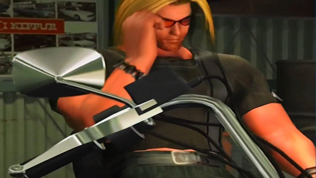 Ps2 Tekken 4 Paul Ending Story Mode Youtube