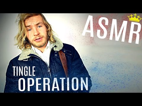 Emergency TINGLE Operation - Don't Become Immune! ASMR