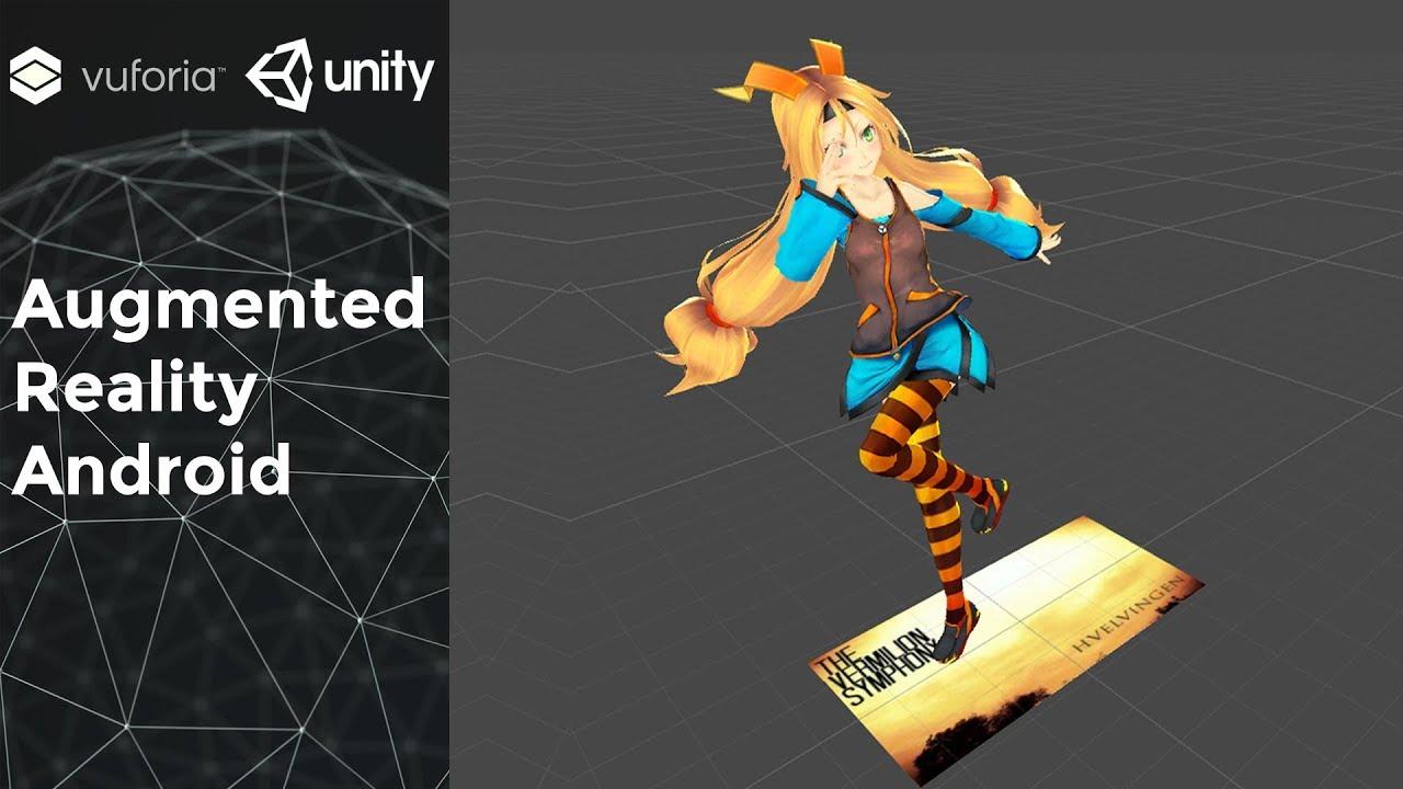Cara Membuat Augmented Reality Untuk Android - Unity ...