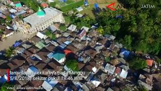 Video Begini Kondisi Pasca Gempa Bumi di Lombok Nusa Tenggara Barat download MP3, 3GP, MP4, WEBM, AVI, FLV Agustus 2018