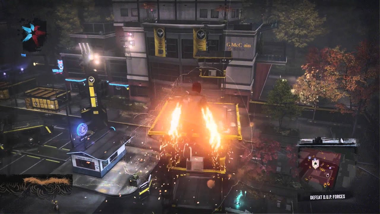 Preparing for VR : Augmenting Infamous Second Son : A Second method
