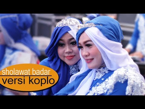Sholawat Badar Versi Koplo Asyifa Is The Best