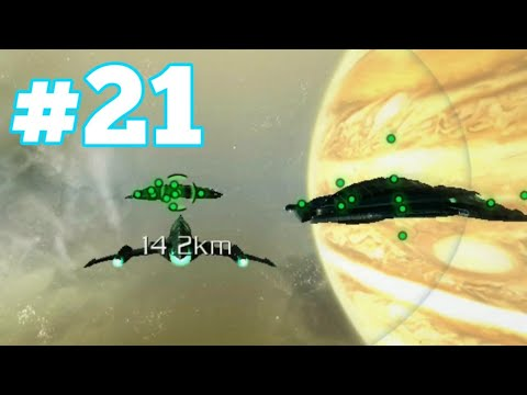Galaxy On Fire 2 HD Android IOS Gameplay Walkthrough #21 Pareah Prism Part 2