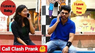Call Clash Prank On Girls | Pranks In India | Aamir The Liberal Indian | TLI | Ft- The Ghatiya Films