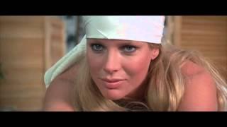 Bond poses as masseur [James Bond Semi Essentials]