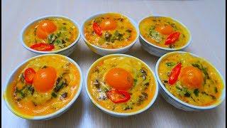 Cách làm Thịt Chưng Trứng Muối ngon tuyệt tại nhà / Ăn Gì Đây