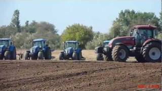 Valtra , Big tractors , Power on  the field :)
