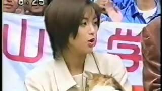 ズームイン朝に番組宣伝のため出演。 福留さんワールドに今回も苦笑い。