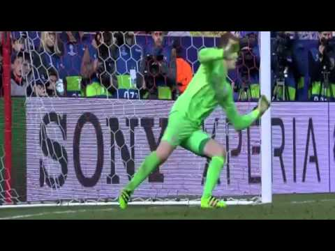 Atletico Madrid vs PSV 8 7 Penalty Shootout Highlights PENALES   Champions League   YouTube