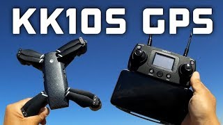 KK10S GPS 5G-1080P WiFi FPV Camera Drone