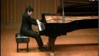 2009年度王子賞 演奏:加藤大樹 プロコフィエフ/ソナタ7番