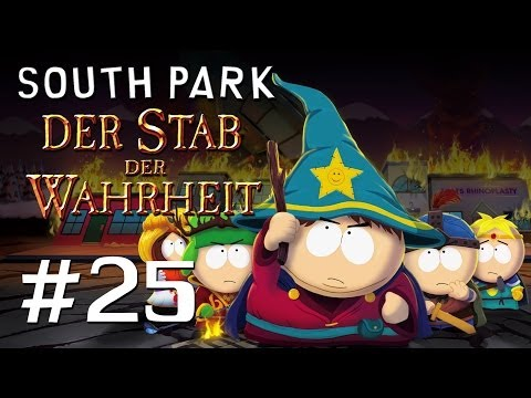 South Park Stab Der Wahrheit - Let's Play #25 - GameTube Goes Girly
