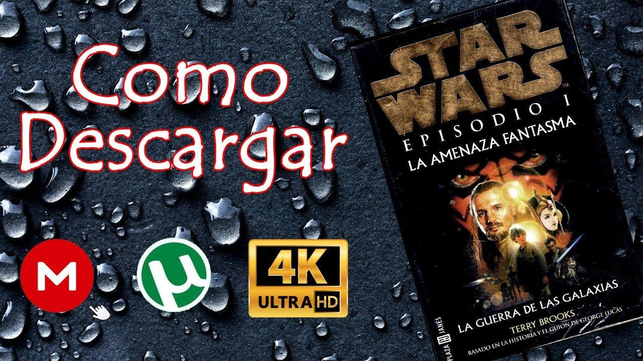 descargar star wars hd trailer