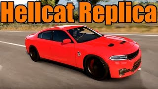 Forza Horizon 2 | Dodge Charger Hellcat Replica