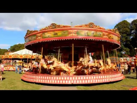Carters Steam Fair 2016 40th Season On The Road Youtube