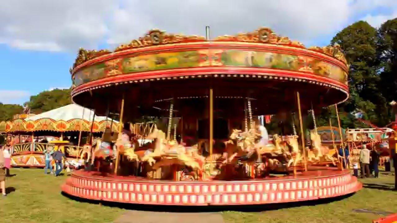 Carters Steam Fair 2016 40th Season On The Road Youtube