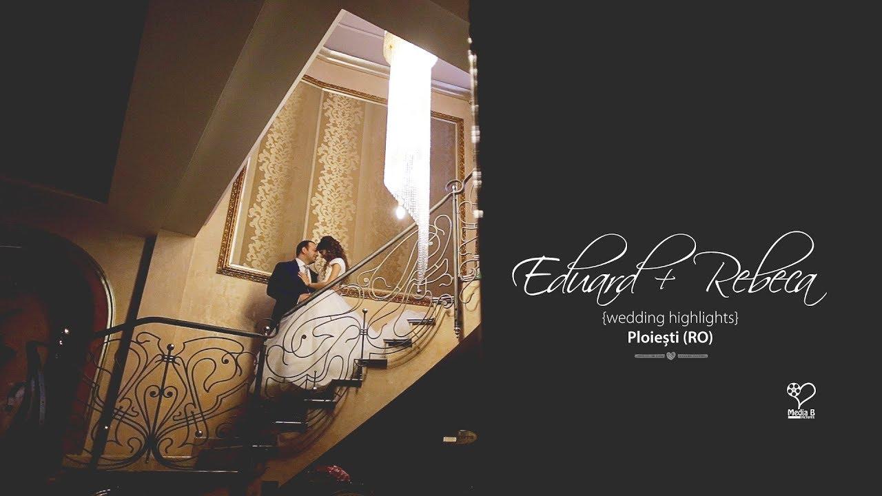 Clip Filmare Nunta Hotel Albert Ploiesti Edd Si Rebeca Youtube