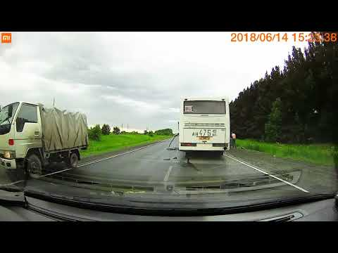 ДТП в Кузбассе по маршруту Белово