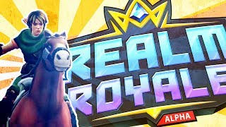 Realm Royale Is Actually Really Good