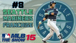 Robinson Cano Is Juicing! | MLB 15 The Show: Seattle Mariners Franchise - Episode 08