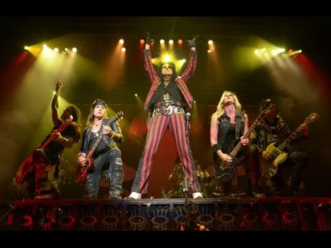 Alice Cooper - full concert - st paul mn 8-5-2015