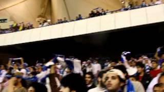 HILAL fans chanted the name Radoi   جماهير الهلال تهتف باسم رادوي 2017 Video