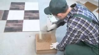 Пробковые полы Corkstyle Oak Flamed и Oak Polar White
