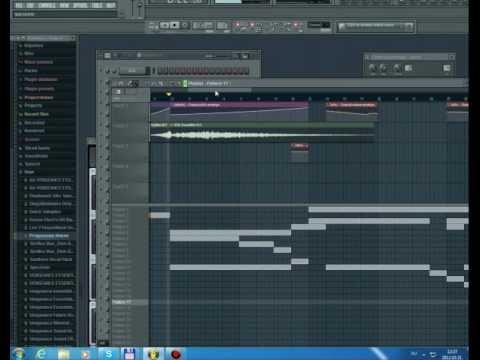 Nicky Romero - Symphonica (Original Mix) Fl Studio remake [FREE FLP]