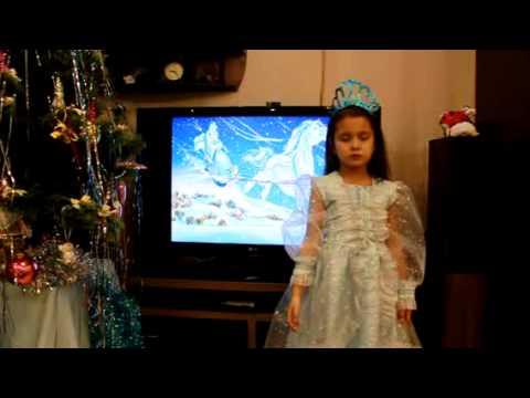 По мотивам сказки Андерсена «Снежная Королева»