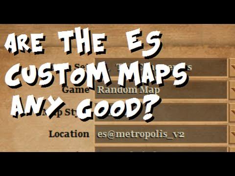 ES Custom Maps