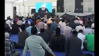 Ahmadiyya Muslim Youth Association Annual Conference (Majlis Khuddam ul Ahmadiyya Ijtema) 2015