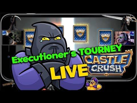 Executioner's Championship LIVE! Castle Crush