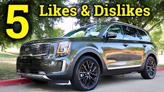 The GOOD & BAD About the New Kia Telluride 2020
