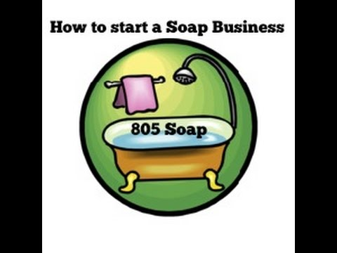 How to go into the Soap Business #113