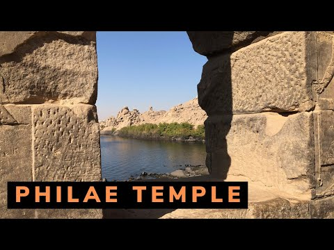 Philae - Temple Of Isis - Egypt