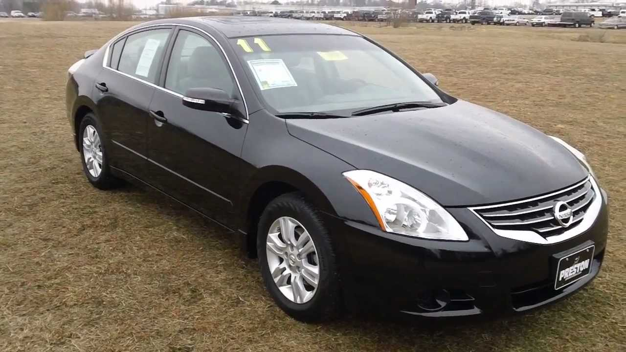 Used Car For Sale Maryland 2011 Nissan Altima 2 5 S Low Mile Nissan
