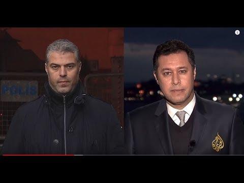 نافذة من إسطنبول- متابعة لآخر تطورات قضية اغتيال خاشقجي  - نشر قبل 41 دقيقة