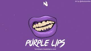 Base de rap - purple lips - trap instrumental - hip hop instrumental (prod: fx-m black)