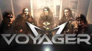 Cover images Voyager - The Pensive Disarray (feat Dan Tompkins from Tesseract)