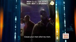 Body Cam Footage Released In The Police Shooting Of Security Guard Jemel Roberson
